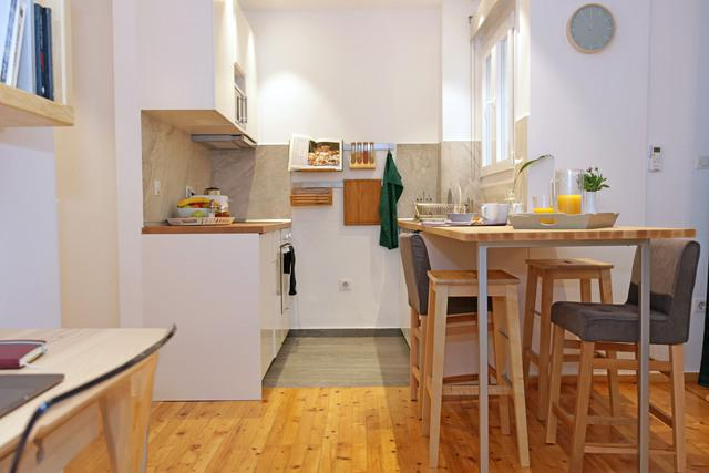 Eco Urban Apartment - Refurbishment of Short Term Let