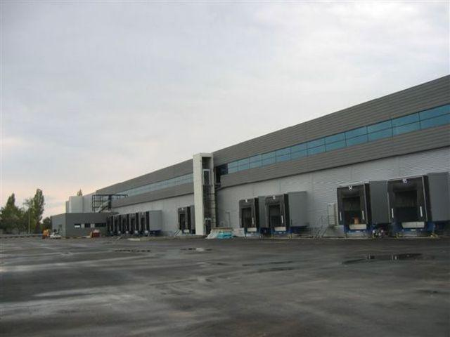 Psiloritis S.A. - Logistics Center